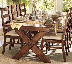 Pottery Barn Kitchen Tables Traditional Dining Room Design with