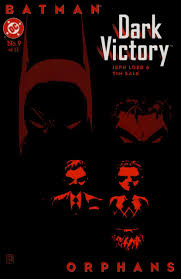 Long Halloween Batman Pdf by Batman Dark Victory Volume Comic Vine