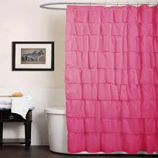 Pink Ruffled Window Curtains by Adeal Info Page 4