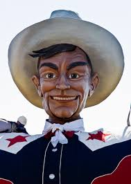 Big Tex In Recovery