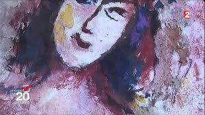 marc chagall la fresque du plafond de l opéra garnier à