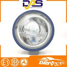 100 Truck Spotlights Fog Lamp 9 Inch Round H3 12v24v Halogen Car Fog