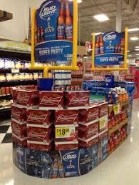 Beer Displays In Grocery Stores