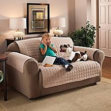 Couch Slipcovers Bed Bath And Beyond by Sofa Slipcovers Couch Covers And Furniture Throws Bed Bath U0026 Beyond