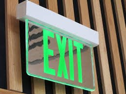 saving a more energy with exit signs greenbuildingadvisor