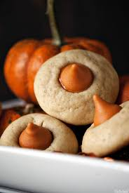 Pumpkin Spice Hershey Kisses Walmart chai pumpkin spice thumbprints pass the sushi
