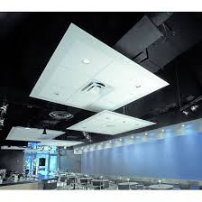 plafond flottant acoustique axiom canopy armstrong