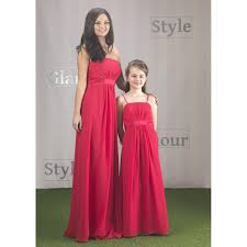red baby bridesmaid dresses dressed for less