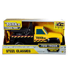 Amazon.com: Tonka Steel Tow Truck: Toys & Games