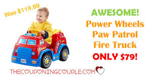 AWESOME! Power Wheels Paw Patrol Fire Truck ONLY $79! Fire Truck For Kids Power Wheels Ride On Youtube Amazoncom Kid Trax Red Fire Engine Electric Rideon Toys Games Powerwheels Truck For My Nephews Handmade Crafts Howto Diy Shop Fisherprice Power Wheels Paw Patrol Free Shipping Kids Police Car Vs Race Dept Childrens Friction Toy For Ready Toys And Firemen Childrens Your Mix Pinterest Battery Powered Children Large With Sounds And Lights Paw On Sale Just 79 Reg 149 Custom Trucks Smeal Apparatus Co 1951 Dodge Wagon F279 Dallas 2016