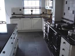 Delectable Overwhelming Slate Floor Kitchen Pictures Flooring Luxury Tiles Uk