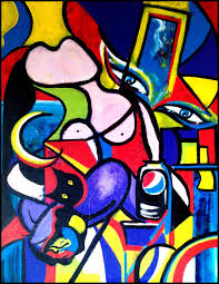 Wallpaper Ruiz Y Rhcom Abstract Famous Art Picasso By Pablo