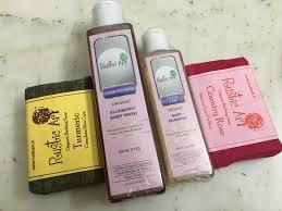 Rustic Art Organic Country Rose Soap 7 Turmeric 8 Baby Wash 9 Shampoo