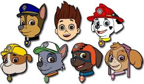 paw patrol clipart paw patrol clipart free clip art images
