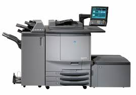 Konica Minolta Launches Bizhub PRO C5500 Color Production Print System