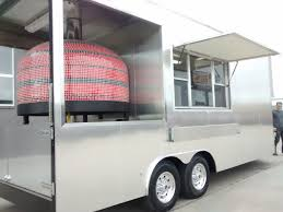 20-ft Brand New Custom Pizza Trailer - Mag Trucks