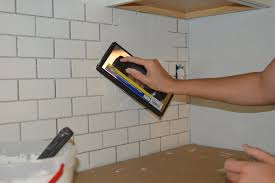 Regrouting Floor Tiles Youtube by Grout Doubt And Seal Our Backsplash Reveal Loving Here