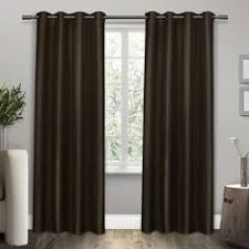 Crushed Voile Curtains Grommet by Royal Velvet Crushed Voile Grommet Top Sheer Panel 25 Liked