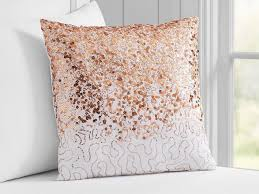 2 Sequin Decorative Pillow