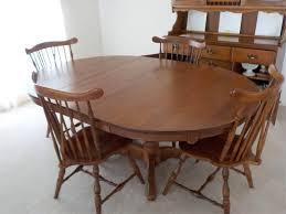 Heywood Wakefield Dining Set Ebay by Heywood Wakefield Dining Room Set Table With 631655 Heywood