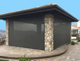 patio ideas outdoor patio shades and curtains outdoor patio