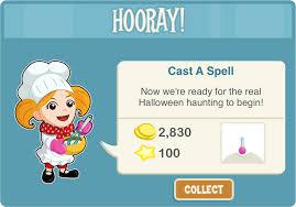 Halloween 7 Cast by Restaurant Story Adventures Halloween 2015 Goals In Full