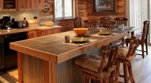 Log Cabin Kitchen Island Ideas by Log Cabin Kitchen Island Ideas Archives Gl Kitchen Design