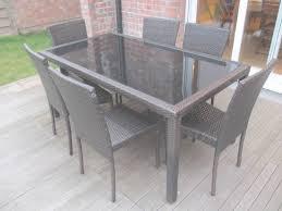tables de jardin en resine charmant table jardin resine tressee 2 table jardin resine