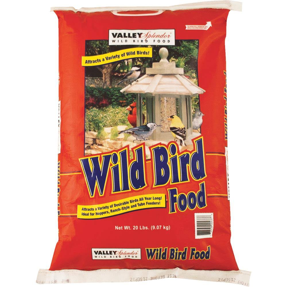 Red River Commodities 00437 Wild Bird Food Seed - 20lbs