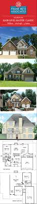 100 The Willow House Plan 1818 Sqft 3 Bdrm Classic House Plan Design By Frank Betz