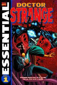Essential Doctor Strange Vol 1