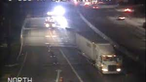 100 Truck Jumps Man Jumps Out Of Car Struck Dead By Truck On I695 At Route 40