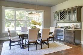 Kitchen And Dining Room Cabinets