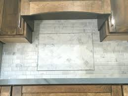 Carrara Marble Tile Backsplash by Carrara Marble Subway Tile Backsplash Photos U2013 Asterbudget