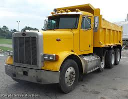 1989 Peterbilt 379 Dump Truck | Item K3472 | SOLD! October 1... Cabover Dump Truck Pictures Peterbilt Triaxle Alinum Dump Truck For Sale 11682 Elegant Used Trucks Mn 7th And Pattison Trucks Pin By Jerry On 18 Wheels And A Dozen Roses Pinterest Sold Peterbilt 359 15 Yard Box Cummins 400 Hp Diesel Unique Tri Axle Work Mini Japan Dump Truck Trucks Kenworth W900 Caterpillar C15 Acert 475 Hp Deanco Auctions