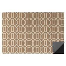Ruggable 2-pc Washable Rug System: 3 Ft X 5 Ft Tan/White Modern Fretwork 20 Off Veneta Blinds Coupons Promo Discount Codes Wethriftcom Ruggable Lowes Promo Code 810 Construydopuentesorg 15 Organic Weave Fascating Tile Discount World Of Discounts Washable Patchwork Boho 2pc Indoor Outdoor Rug The 2piece System Joann Trellis Gate Rich Grey White 3 X 5 Wireless Catalog Coupon Code Free Shipping Clearance Dyson Vacuum Bob Evans Military