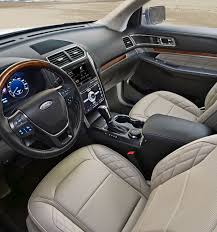 2017 ford explorer suv features ford com