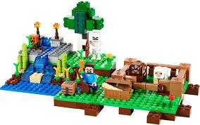 Minecraft Pumpkin Farm 111 by Minecraft Minifig Scale Brickset Lego Set Guide And Database