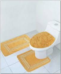 Modern Bathroom Rugs And Towels by Modern Bathroom Rug Sets Bathroom Accessories Koonlo