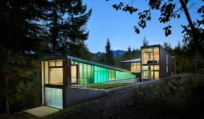 100 Glass Walled Houses Glass Facade