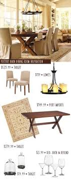 pottery barn benchright extending dining table inspired by the