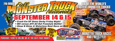 Fall Monster Truck Nationals- Six Of The Fastest Monster Trucks ...