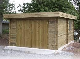 construction garage et abris de jardins en bois abris jardins