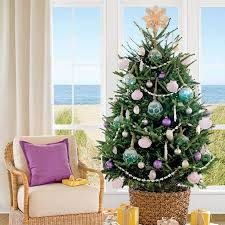 Seashell Christmas Tree Skirt by 68 Best Coastal Christmas Images On Pinterest Christmas Tree