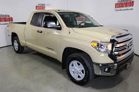 New 2017 Toyota Tundra SR5 2WD Double Cab Pickup In Escondido ... Toyota Tundra Trucks With Leer Caps Truck Cap 2014 First Drive Review Car And Driver New 2018 Trd Off Road Crew Max In Grande Prairie Limited Crewmax 55 Bed 57l Engine Transmission 2017 1794 Edition Orlando 7820170 Amazoncom Nfab T0777qc Gloss Black Nerf Step Cab Length Cargo Space Storage Wshgnet Unparalled Luxury A Tough By Devolro All Models Offroad Armored Overview Cargurus Double Trims Specs Price Carbuzz