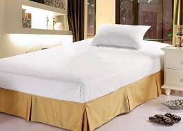 Bed Skirt With Split Corners by Style Wrap Around Bed Skirt With Split Corners Oem Odm Available