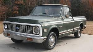 Almost Super: 1972 Chevrolet C10