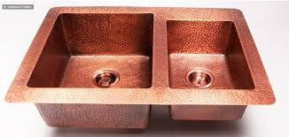copper bamboo sinks