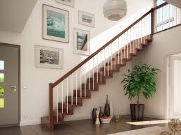 mit der richtigen gestaltung der treppe und des