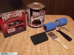 Herculiner Bed Liner Kit by Armslist For Sale Herculiner Diy Bed Liner Kit